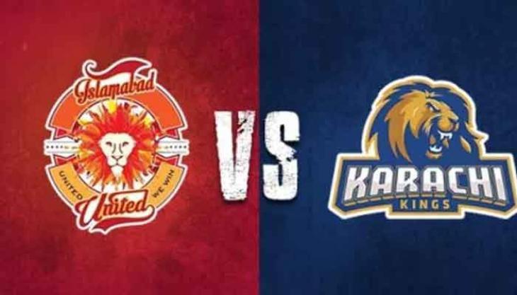 PSL 6 Match 06 Karachi Kings Vs. Islamabad United 24 February 2021: Watch LIVE on TV