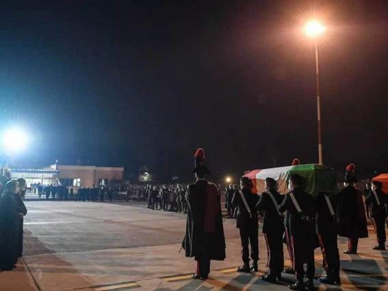 Italy seeks UN probe into DRC envoy's killing