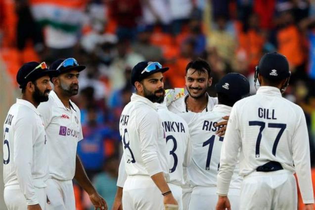 Cricket: India v England 3rd Test scoreboard