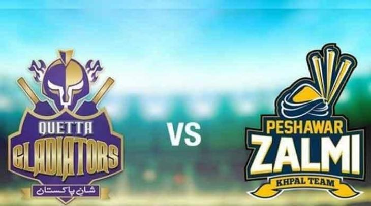 PSL 6 Match 08 Peshawar Zalmi Vs. Quetta Gladiators 26 February 2021: Watch LIVE on TV