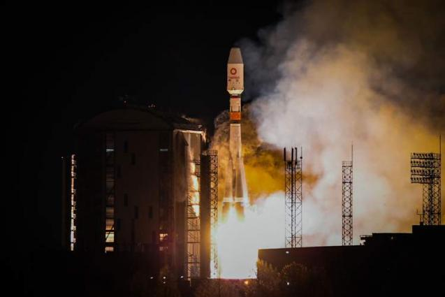 OneWeb Satellites Arrive at Vostochny Cosmodrome, March 25 Launch Confirmed ' Roscosmos