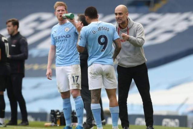 Guardiola ranks Man City's record run as one of his greatest feats