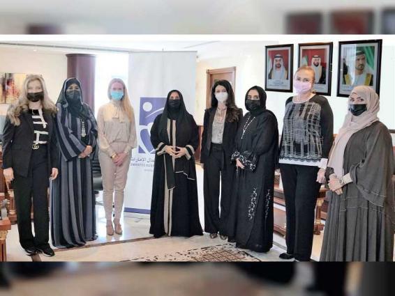 """مجلس سيدات أعمال الإمارات يبحث آفاق التعاون مع """"سيدات أعمال صربيا"""""""