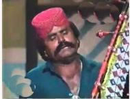 Sindh cultural dept to pay tribute to singer Jalal Chandio