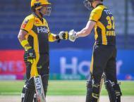 Karachi Kings win the toss, opt to bowl first against Peshawar Za ..