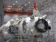 China tests high-thrust rocket engine for upcoming space station  ..