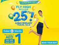 EXTENDED TREAT: Dubai-Manila flights as low as AED1 still up for  ..