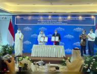 إندونيسيا توقع اتفاقية إطارية مع مبادرة ..