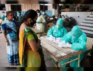 Over 18,000 new coronavirus cases in India