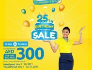 Cebu Pacific's 3rd seat sale this month: AED300 Dubai-Manila fl ..