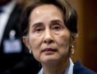 Suu Kyi court hearing postponed over Myanmar internet block