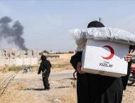 10 years on, Turkish charities helping war-wear Syria