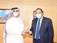 Expo Centre Sharjah, Egyptian Commercial Office discuss strengthe ..
