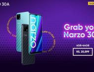 realme launches the gaming beast Narzo 30A with MediaTek Helio G8 ..