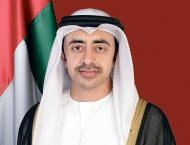 Abdullah bin Zayed affirms UAE's support for Saudi peace ini ..
