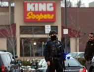 Gunman kills 10 people in Boulder, Colorado