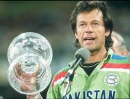 Pakistani stars recall the 1992 World Cup glory