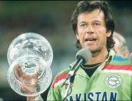 Pakistan stars recall the 1992 World Cup glory