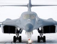 US B-1 Bombers Accomplished First Ever Landing in Arctic Circle - ..
