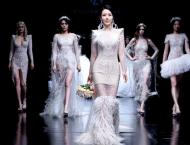 Pakistani fashion designers participate in China Fashion Week