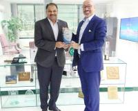 Etisalat Group CEO Visits PTA