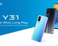 vivo Launches Y31 Featuring 48MP Rear Camera, 6.58-Inch Halo Full ..