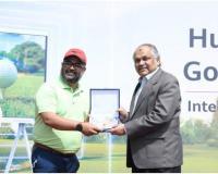 Huawei Pakistan Organize IdeaHub Golf Tournament to promote the S ..