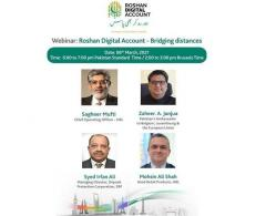 Pakistan Embassy in Brussels organizes webinar on Roshan Digital Account