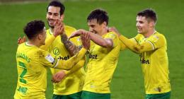 Championship leaders Norwich move closer to promotion