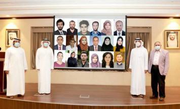 جائزة الشارقة للإبداع العربي / الإصدار ..