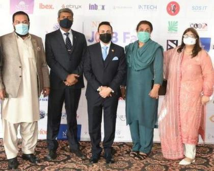 Two-day thematic job fair concludes at NUST