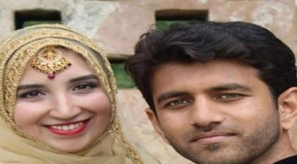 فتاة مصریة تتزوج من شاب ھندي بعد ما تعرفا علی بعضھما خلال احدی المنح الدراسیة