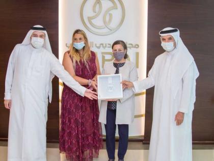 مجلس دبي الرياضي يبحث مع قنصلية فرنسا فى الدولة التعاون وفرص الاستثمار