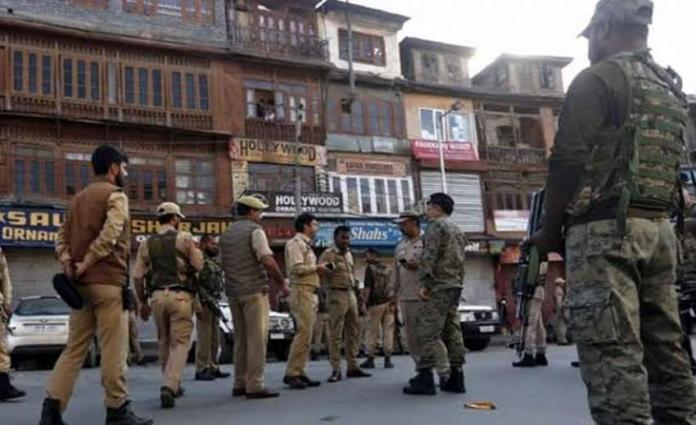 Indian police arrest youth in IIOJK thumbnail