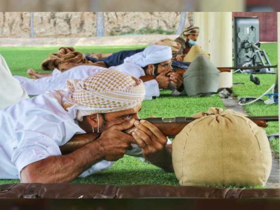 """تتويج أبطال """"الإماراتيين"""" في بطولة فزاع للرماية بالسكتون"""