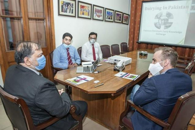 Insight Knowledge Sharing on Dairy sector of Pakistan between UVAS and Arla Foods Denmark thumbnail