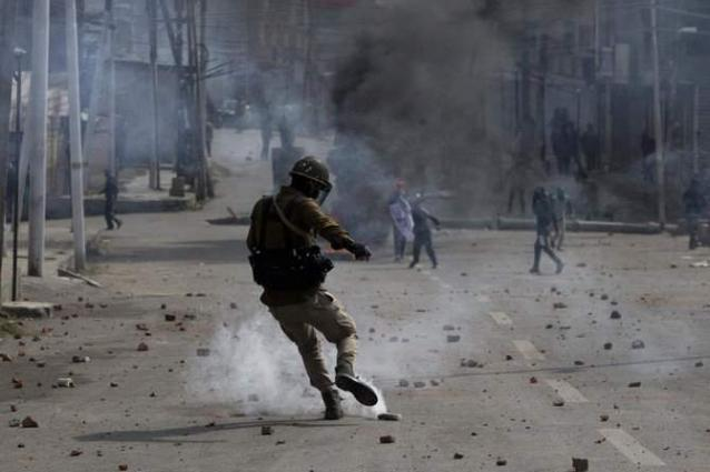 Pakistan urges close monitoring of India's state terrorism in Kashmir targeting women thumbnail