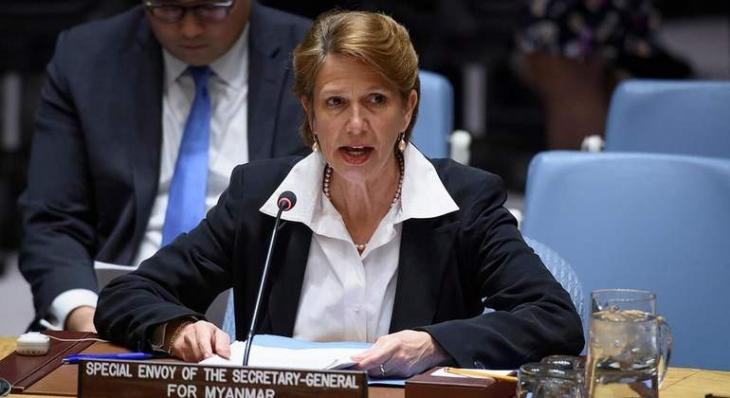 Hopes for UNSC action against Myanmar military coup 'waning' fast, warns UN envoy