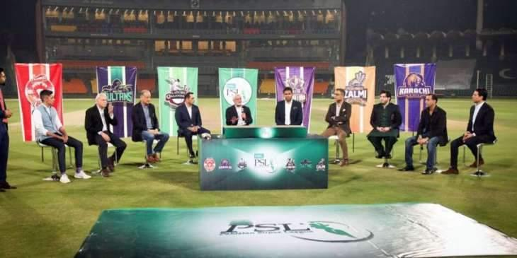 Who was the first person who contracted COVID-19 during PSL 6?