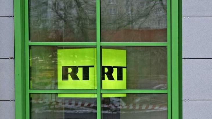 Russia's RT Deutsch Draws Up Lawsuit Against Bild Over Espionage Accusations