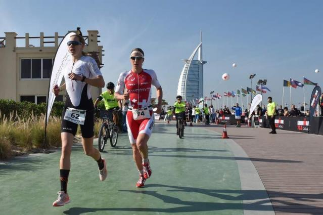 Defending champion Simmonds and Swiss legend Ryf set to battle for IRONMAN 70.3 Dubai women's crown
