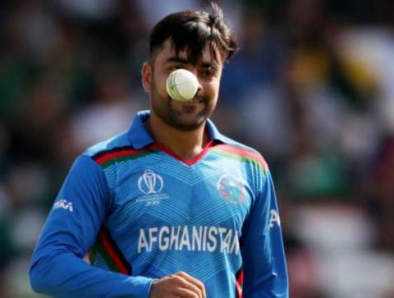 Rashid Khan shares his story of getting into International cricket