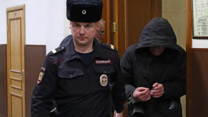 Russia charges three over mobster's murder in 2009