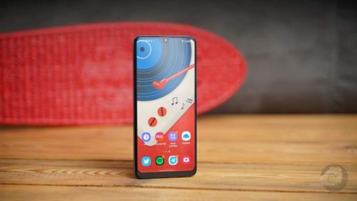 Samsung A52: Just a beautiful phone