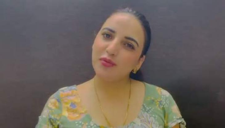 Hareem Shah approaches police against torture