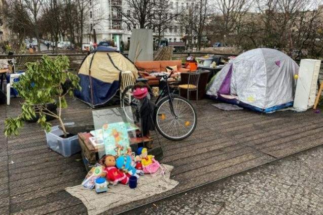 Pandemic sharpens plight of Berlin's homeless women