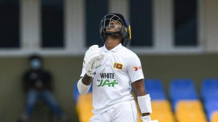 Nissanka stars as Sri Lanka build lead over Windies to 257