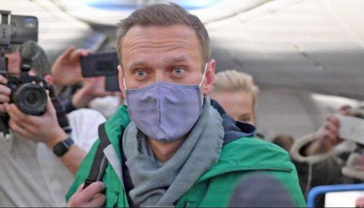 Russia prison service says Navalny's health 'satisfactory'