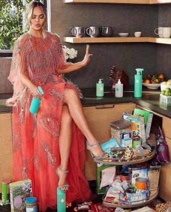 Model Chrissy Teigen quits Twitter, citing well-being