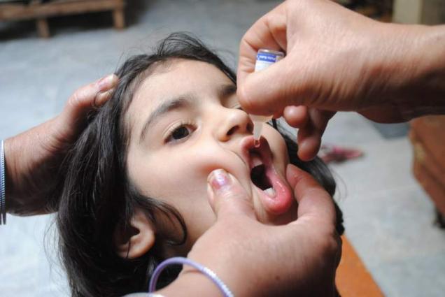 EOC KP organizes orientation workshop for healthcare provides on polio eradication